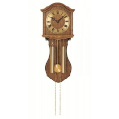 Kyvadlové mechanické nástenné hodiny 248/4 AMS 66cm