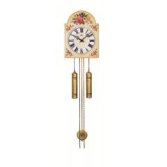 Kyvadlové mechanické nástenné hodiny 835 AMS 34cm