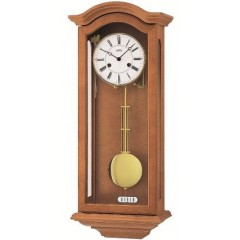 Kyvadlové mechanické nástenné hodiny 696/9  AMS 67cm