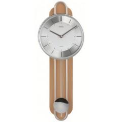 Kyvadlové nástenné hodiny 7315 AMS 54cm