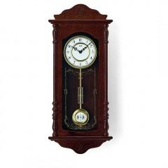 Kyvadlové nástenné hodiny 7013/1 AMS 68cm