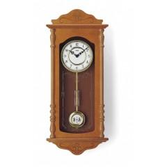 Kyvadlové nástenné hodiny 7013/9 AMS 68cm