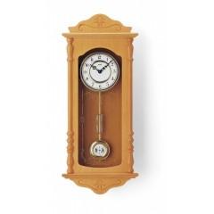 Kyvadlové nástenné hodiny 7013/16 AMS 68cm