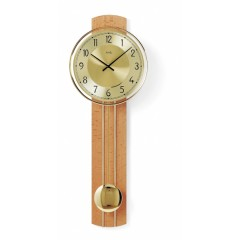 Kyvadlové nástenné hodiny 7115/18 AMS 60cm