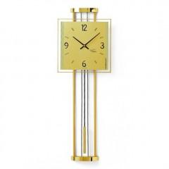 Kyvadlové nástenné hodiny 7129 AMS 58cm