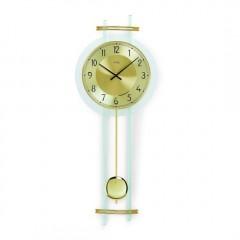 Kyvadlové nástenné hodiny 7182 AMS 61cm