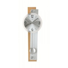 Kyvadlové nástenné hodiny 7255/18 AMS 65cm