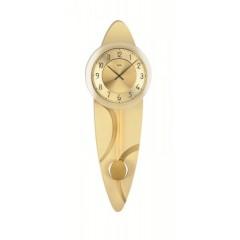 Kyvadlové nástenné hodiny 7272 AMS 67cm