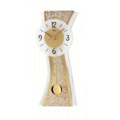 Kyvadlové nástenné hodiny 7291 AMS 63cm