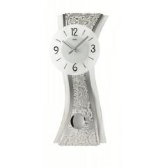 Kyvadlové nástenné hodiny 7292 AMS 63cm