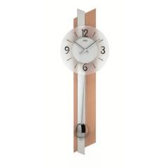 Kyvadlové nástenné hodiny 7294 AMS 71cm