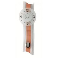 Kyvadlové nástenné hodiny 7305 AMS 69cm