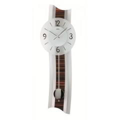 Kyvadlové nástenné hodiny 7306 AMS 69cm
