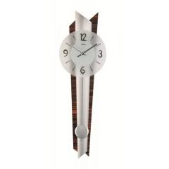 Kyvadlové nástenné hodiny 7311 AMS 75cm
