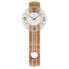 Kyvadlové nástenné hodiny 7263 AMS 60cm