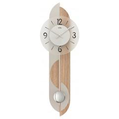 Kyvadlové nástenné hodiny 7296 AMS 69cm