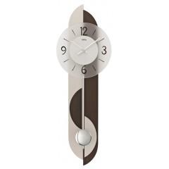 Kyvadlové nástenné hodiny 7299/1 AMS 69cm