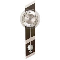 Kyvadlové nástenné hodiny 7415/1 AMS 69cm