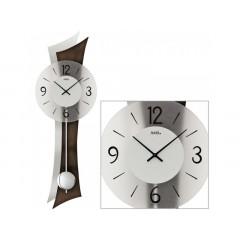 Kyvadlové nástenné hodiny 7425/1 AMS 70cm