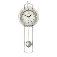 Kyvadlové nástenné hodiny 5248 AMS riadené rádiovým signálom 68cm