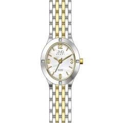 Luxusné náramkové hodinky JVD steel J4019.5