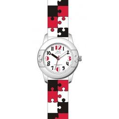 Detské náramkové hodinky JVD puzzle J7094.3