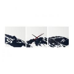 Nástenné hodiny 5483 Karlsson Alpy