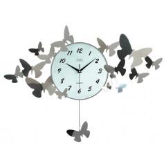 Nástenné dizajnové hodiny JVD HJ01 72x34 cm