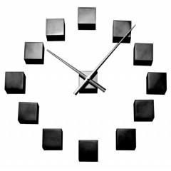 Nástenné hodiny 4317BK Karlsson