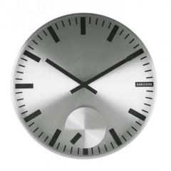 Nástenné hodiny 5254Si Karlsson 30cm