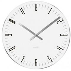 Designové nástenné hodiny 4923 Karlsson 40cm