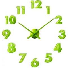 Nástenné hodiny 24519 Balvi green 60cm