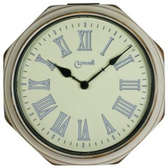 Nástenné hodiny 14705B Lowell 34cm