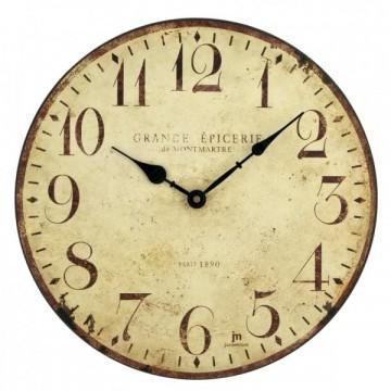 Nástenné hodiny 21410 Lowell 34cm