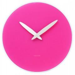 Nástenné hodiny 5378 Pink Karlsson 40cm