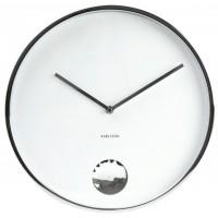 Nástenné hodiny 5334WH Karlsson 35cm