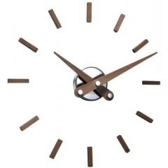 Nástenné hodiny Nomon Sunset orech 50cm