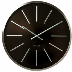 Nástenné hodiny Karlsson KA5322 Maxiemus 60cm