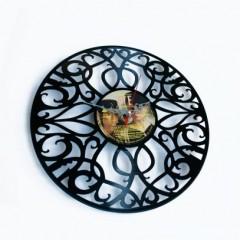 Nástenné hodiny Discoclock 011 Deco 30cm