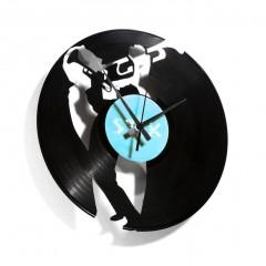 Nástenné hodiny Discoclock 035 Jazz 30cm