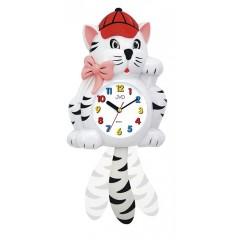 Nástenné hodiny Mačka JVD HF 64.2 52cm