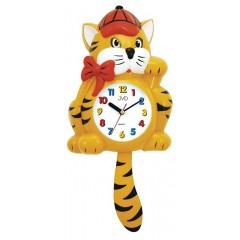 Nástenné hodiny Mačka JVD HF 64.1 52cm