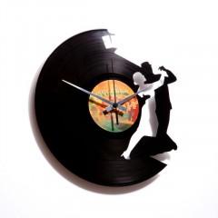 Nástenné hodiny Discoclock 023 Tango 30cm
