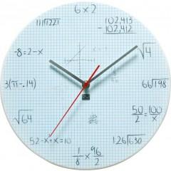 Nástenné hodiny DCI Pop Quiz Science WH 29cm