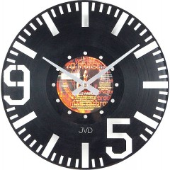 Nástenné hodiny design JVD HJ46 31cm