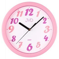 Nástenné hodiny JVD sweep Funky 21 25cm