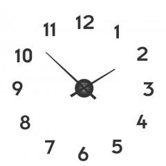 Nástenné hodiny 3074zw Nextime Small hands 48cm