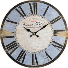 Nástenné hodiny hl Paris Grand Hotel 34cm