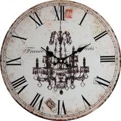 Nástenné hodiny hl France 34cm