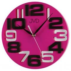 Nástenné hodiny JVD H107.5 25cm
